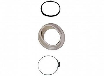 Отвод Kit, Gaskets f. toilet WC1,3